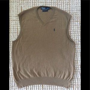 Polo by Ralph Lauren wool vest sweater